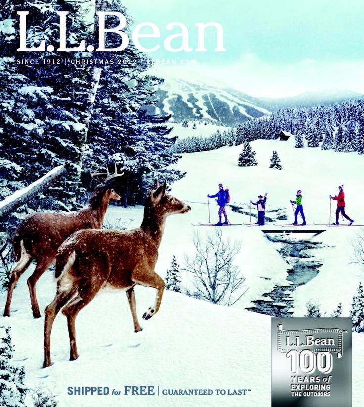 Ll Bean Covers Catalog Summer