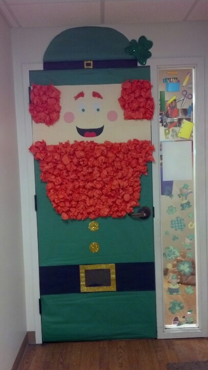 St Patricks Preschool Coloring