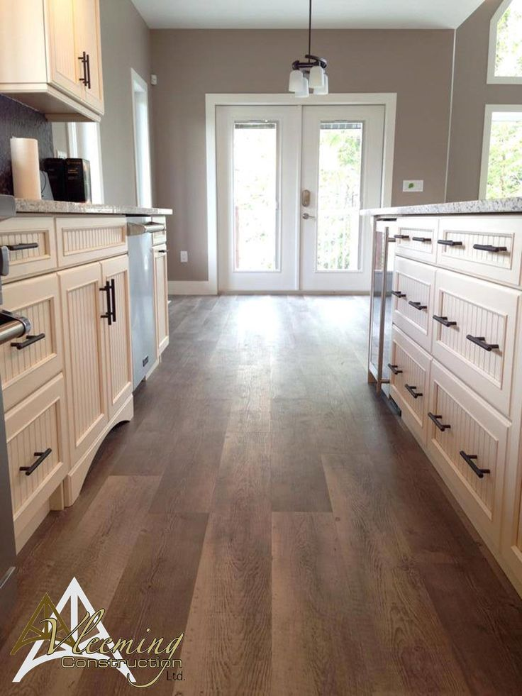 Custom Cabinets With Beadboard Panels Wall Color