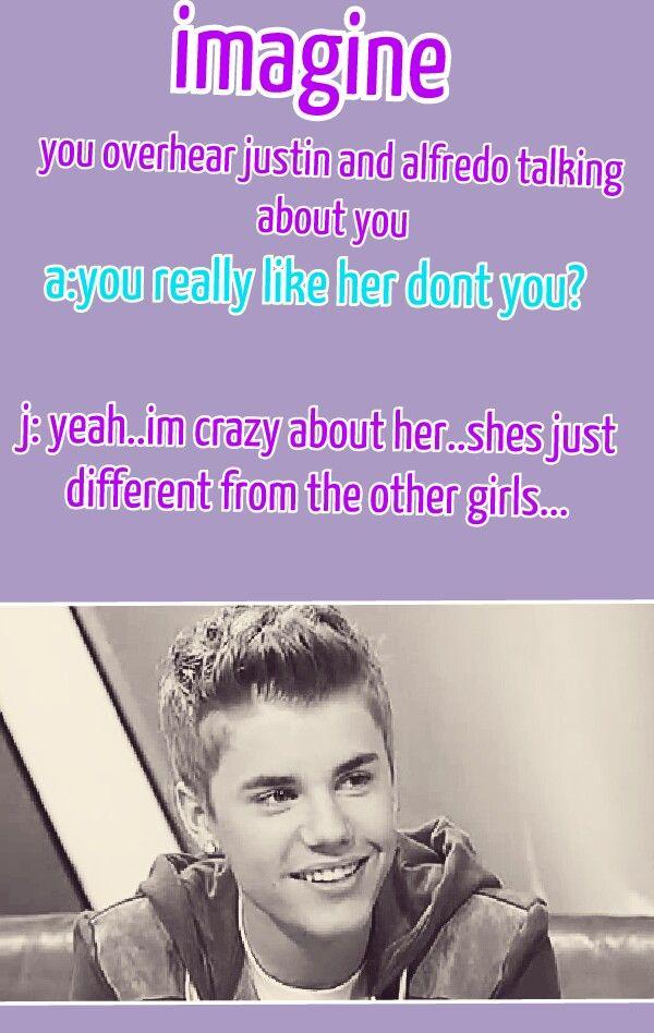 Romantic Justin Bieber Imagines