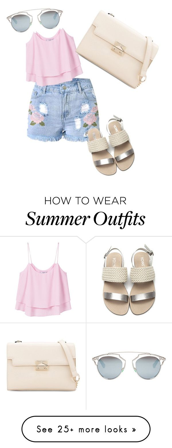 to wear - Beach cute outfits polyvore video
