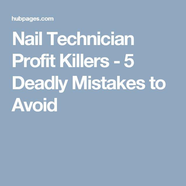 Mobile Equipment Technician Nail