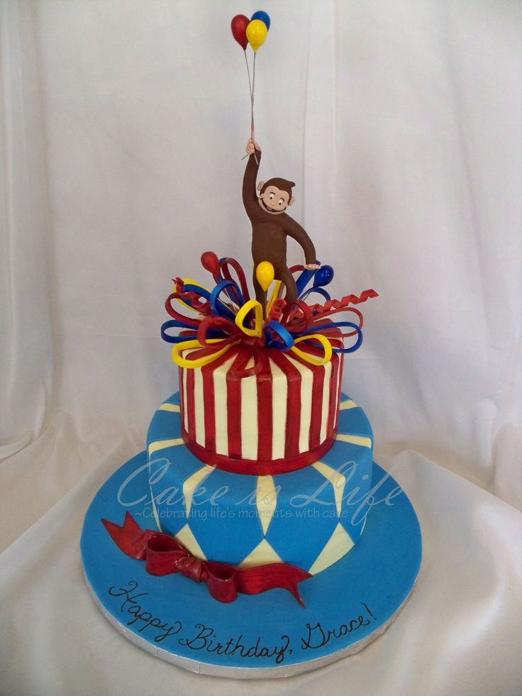 58 Best Party Curious George Images On Pinterest