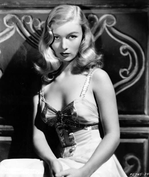Veronica Lake Mental Illness