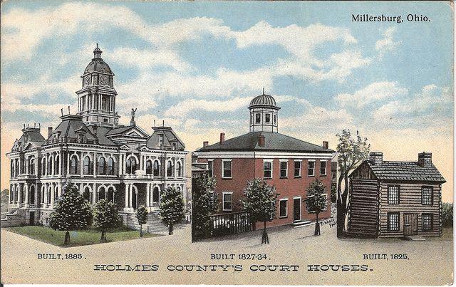 Amish Furniture Ohio Holmes County