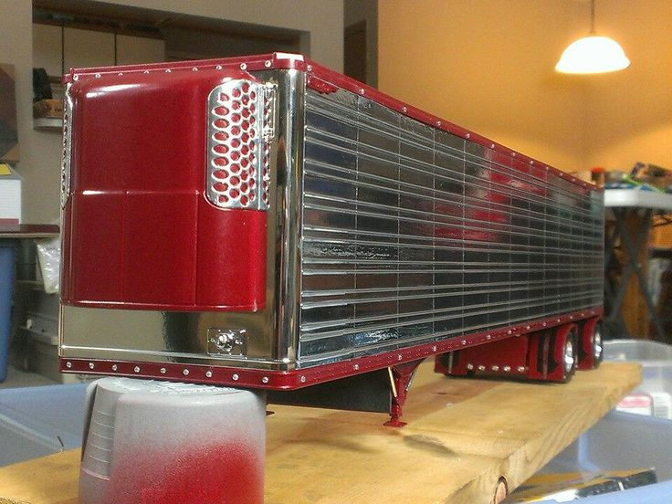 International Sleeper Custom Truck
