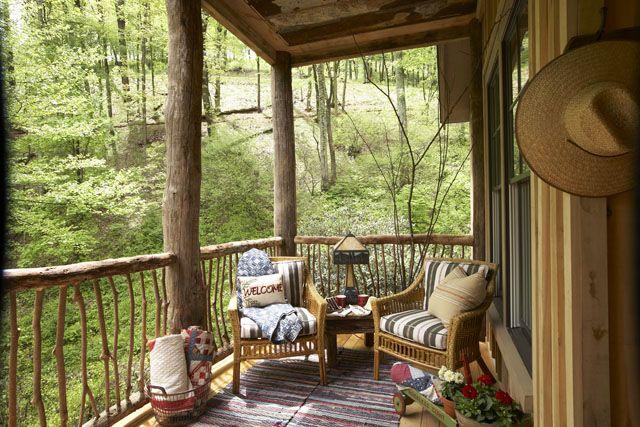 Back Porch Nashville Indiana