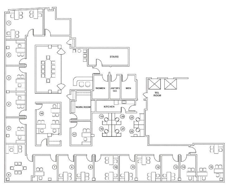 Restaurant Kitchen Layout Planner