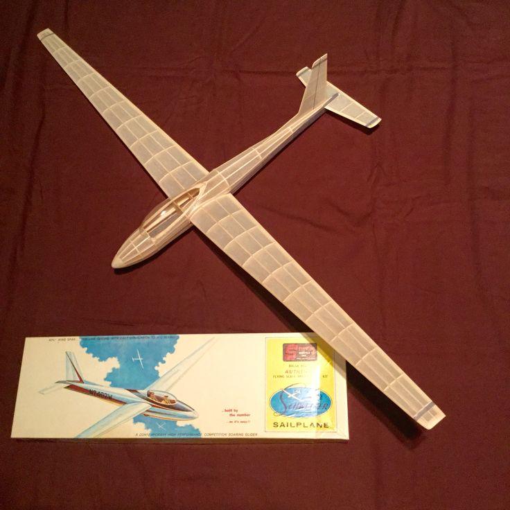 Tissue Balsa Wood Airplane Plans