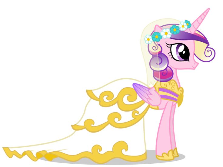 Wedding Cadence Princess Mlp Base