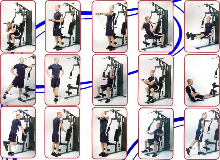 Complete Weight Circuit Machines