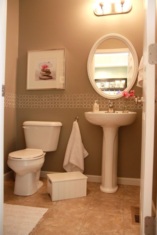 Yellow And Gray Bathroom Ideas