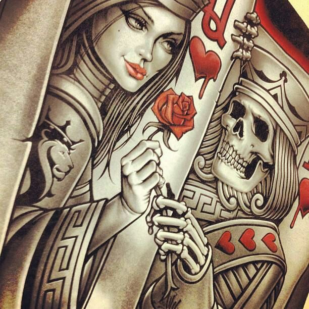 Queen Hearts Og Abel