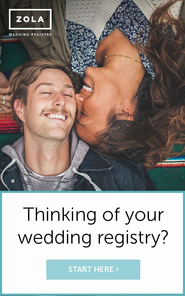 Easy Wedding Registry
