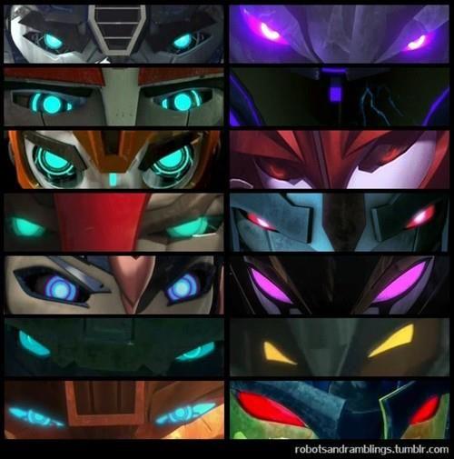 Ratchet X Optimus Tfp