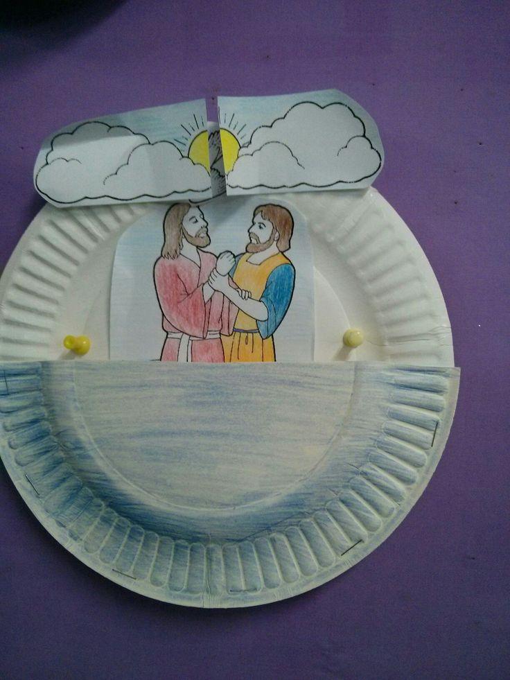 Christmas Ornaments Jesus Craft Preschool