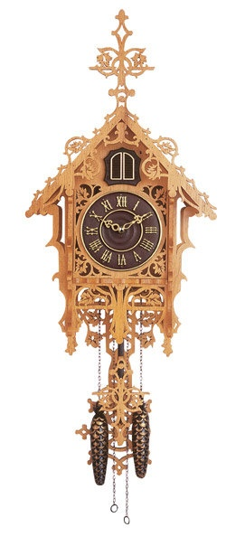 Cuckoo Clocks Parts And Plans