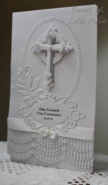 Religious Baptism Invitations