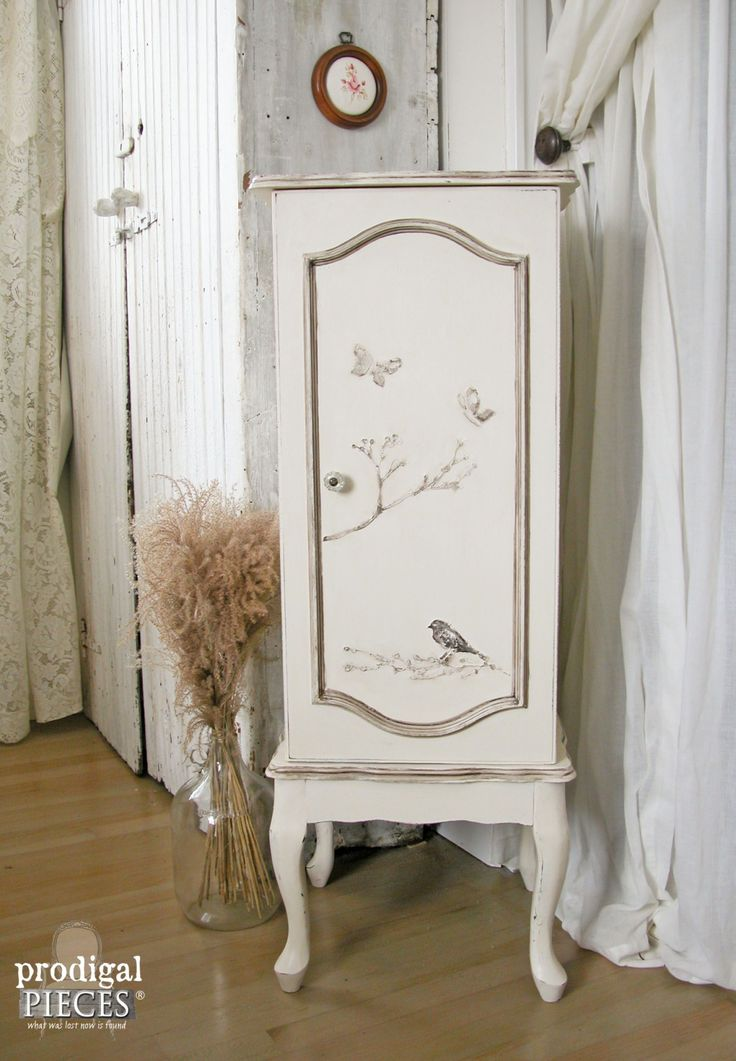 Long White Chest Drawers
