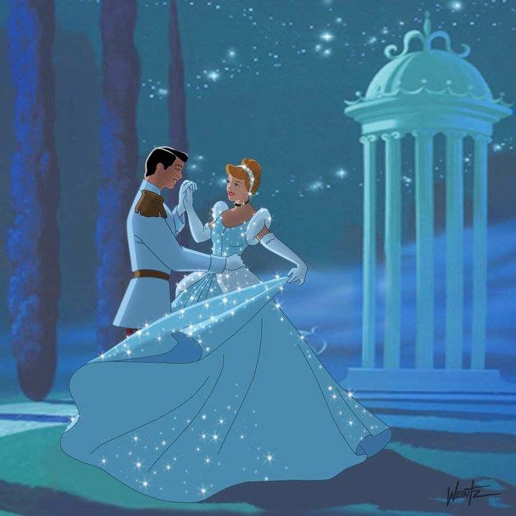 Dancing Prince Disney Cinderella Walt