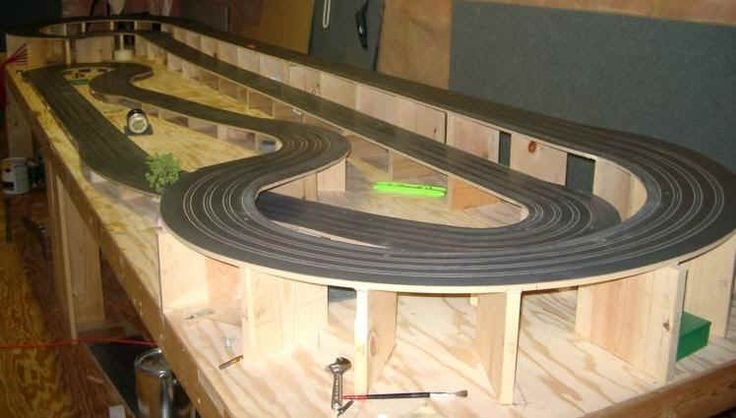 Racing Slot Car Rc Drag