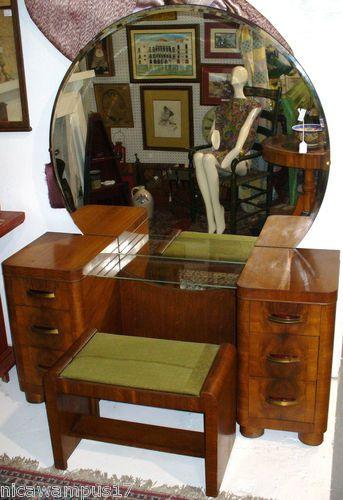Vanity Dresser Mirror Modern