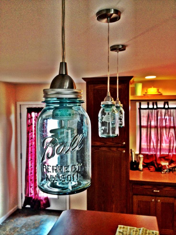 Old Fashioned Light Bulb Pendant