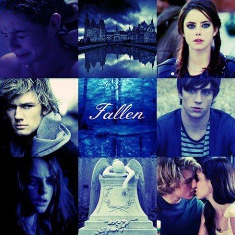 Fallen by lauren kate | A book ,flim ,music | Pinterest ...