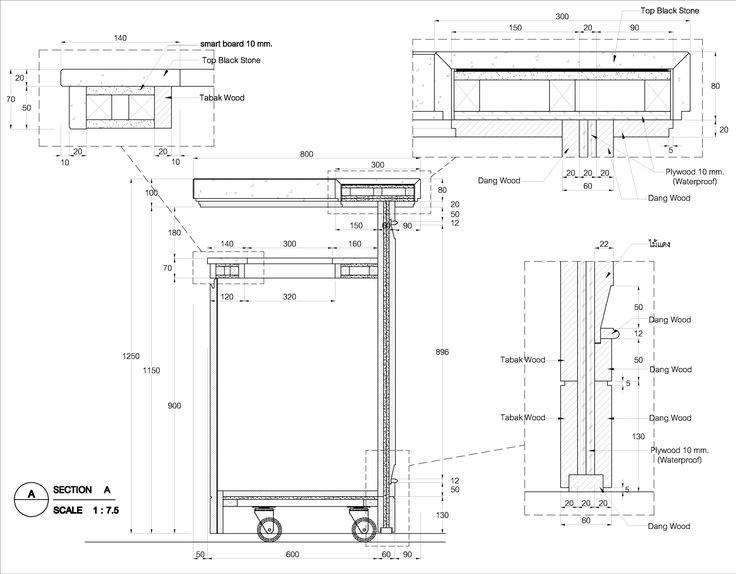Drawing Design Interior Technical Basics
