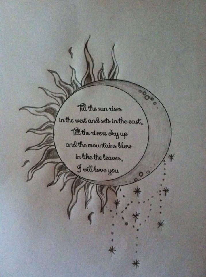 Moon And Stars Game Thrones Quote
