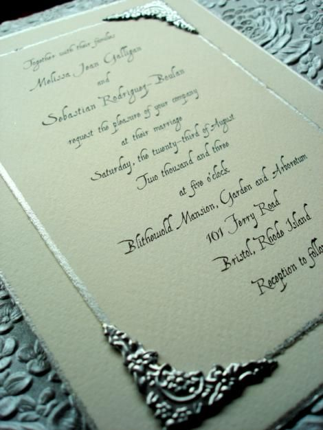 Cheap Unique Wedding Invitations