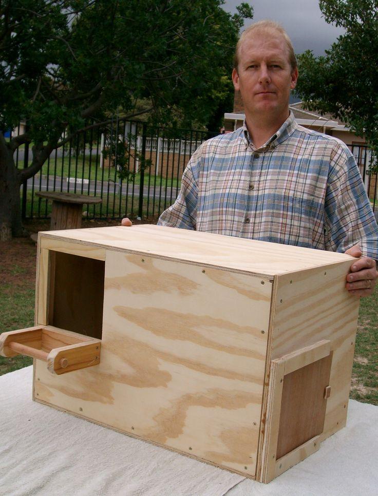 Barn Owl's House Cost: R750 for DIY flat-pack kit | Owl's ...