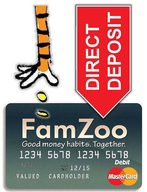 Card Deposit Direct Debit