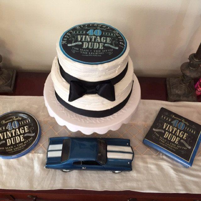 Dude Perfect Birthday Cakes