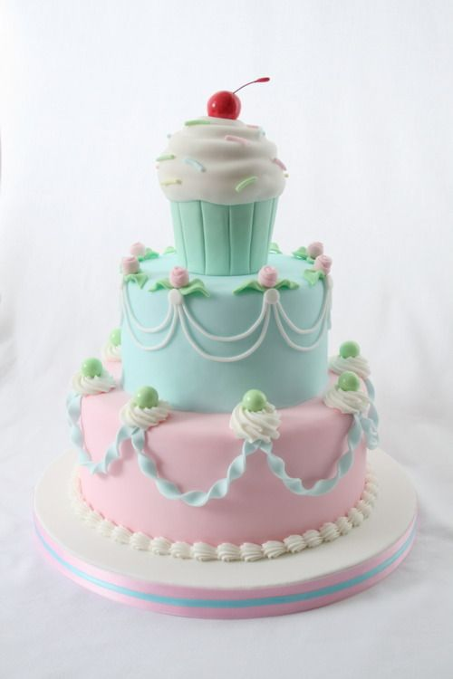 Yummy Easter Cakes
