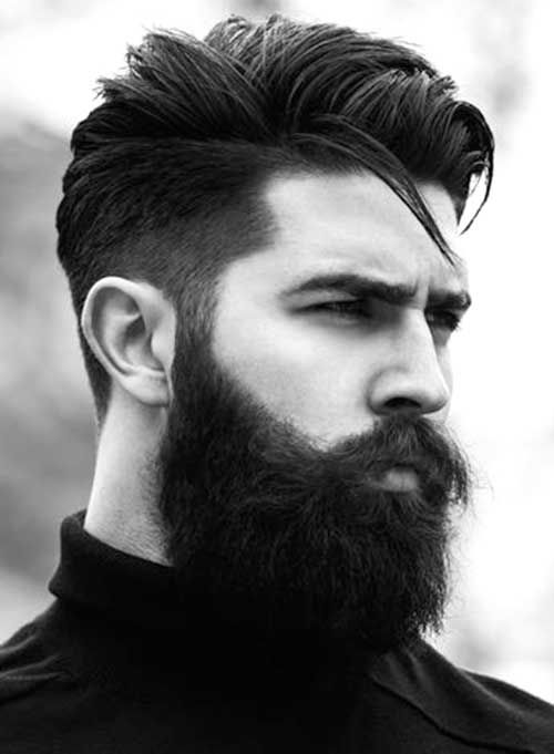 Medium Length Hairstyles For Men With Thick Hair Page 1