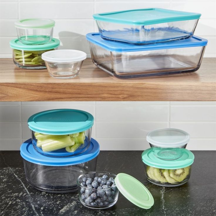 Anchor 9 X13 Food Containers