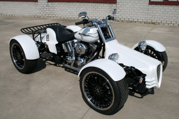 17 Images About Harley Custom Trikes And Quads On