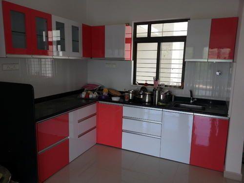 L Shaped Modular Kitchen Designs Catalogue