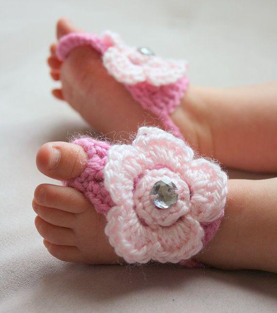 Soleless Sandals Babies