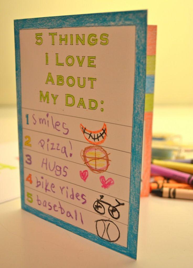 Easy Pop Cards Kids Make
