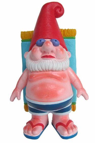 Gnome And Unicorn Suit Bathing