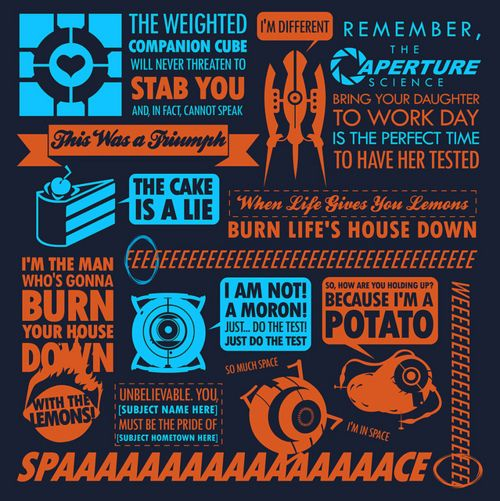 Aperture Science Wheatley