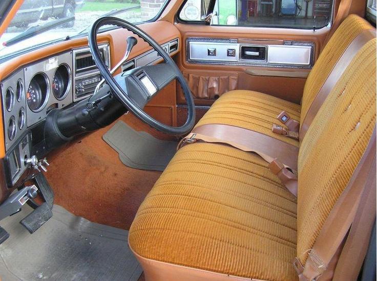 Dashboards C10 1977 Chevy
