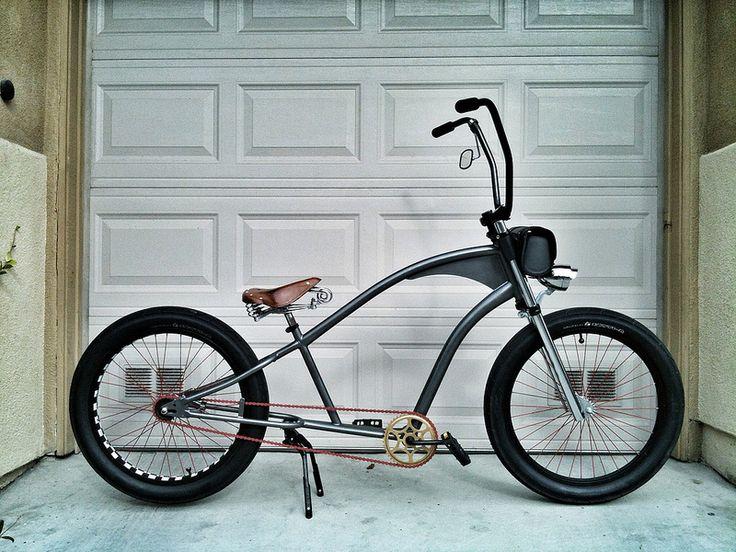 Custom Girl Rider Bikes Low