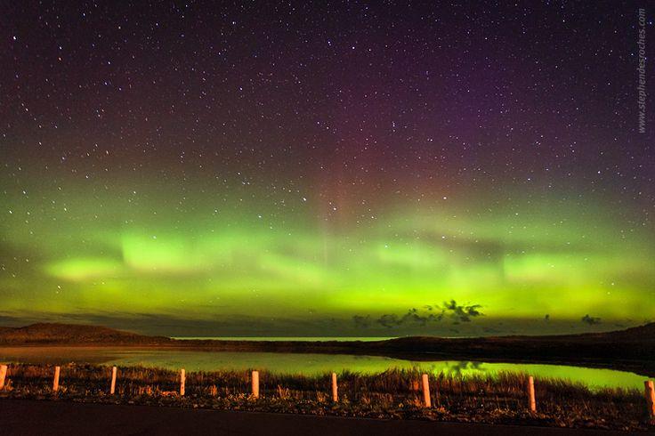 Northern Lights Blaine