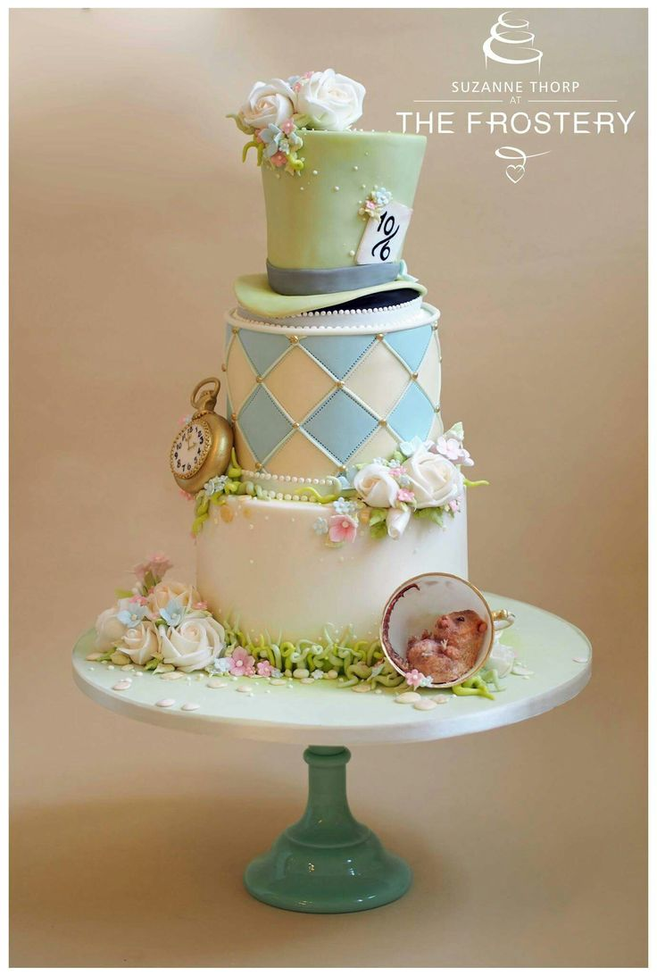 Mad Hatter Baby Shower Theme