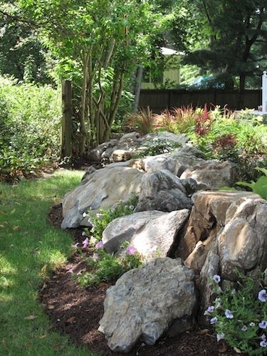 Landscaping Much Are Big Rocks How