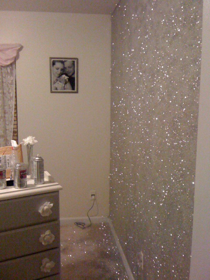 Rooms Paint Sparkly