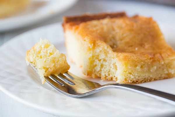 Easy Butter Cake Scratch